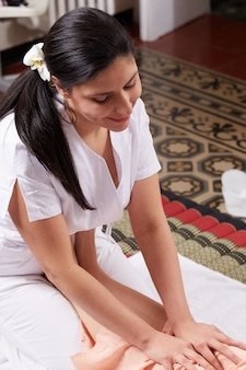 Thai-massage im wellnessclub