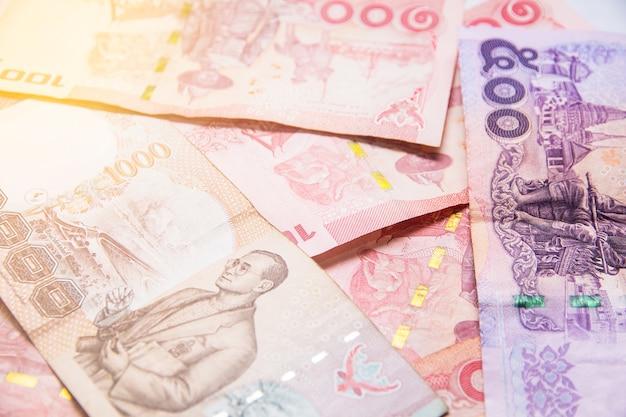 Thailändische banknoten