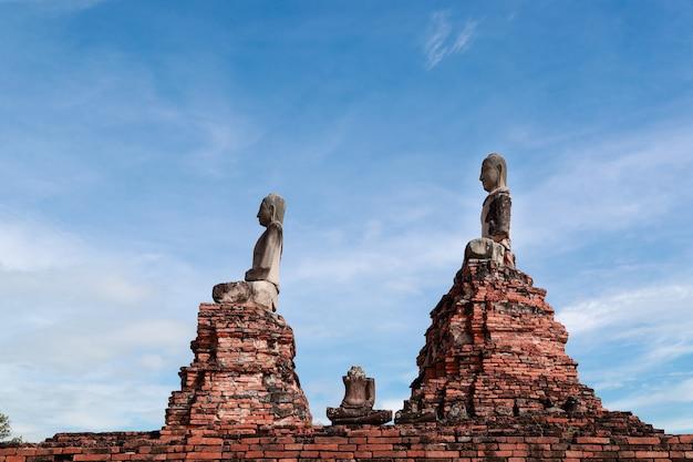 Thailändischer alter tempel