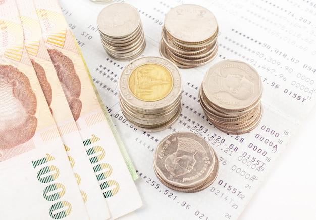 Thailändisches geldbad