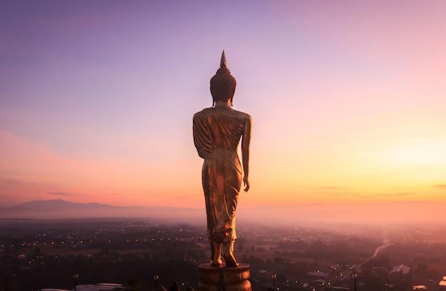 Thailand-skulptur, schönes foto