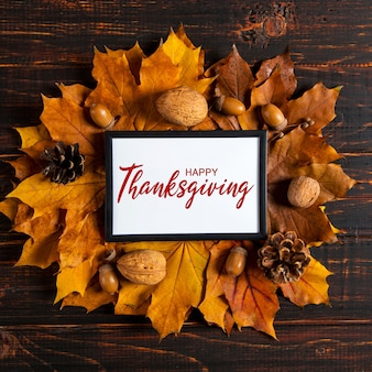 Thanksgiving-grüße