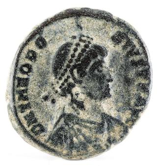 Theodosius römische münze