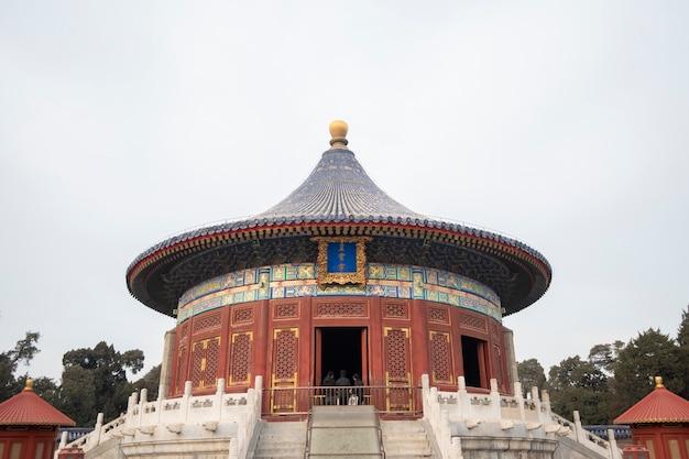 Tiantan park in peking, china