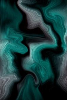 Tiefer blauer ozeanluxusflüssigkeitsfarbhintergrund