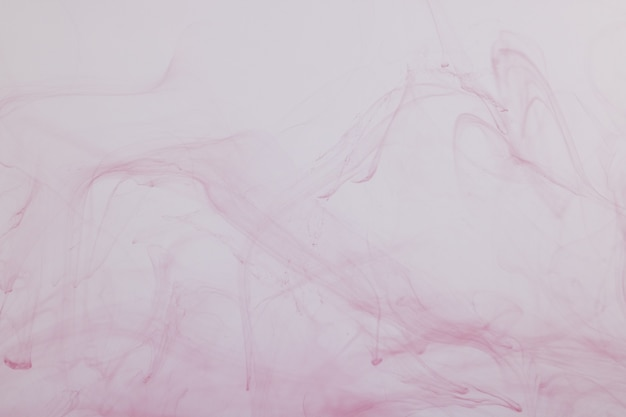 Tinten in wasser, abstrakte farbexplosion