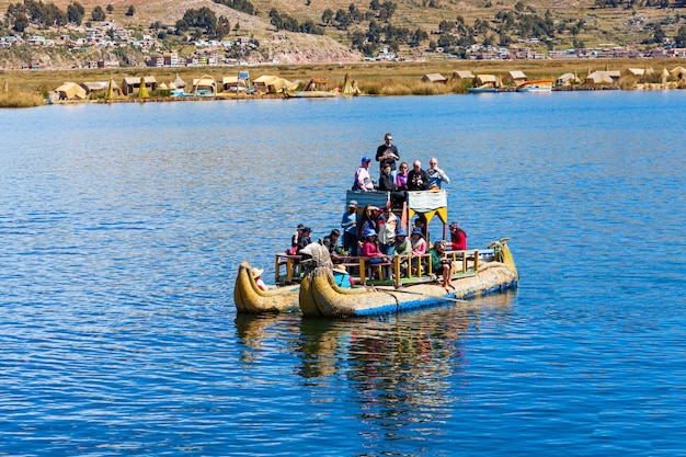 Titicaca see, puno