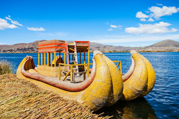 Titicaca see