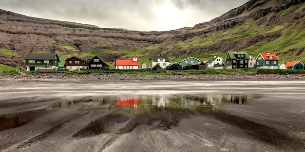 Tjornuvik, streymoy, färöer