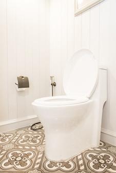 Toilette niemand weiß bis wc