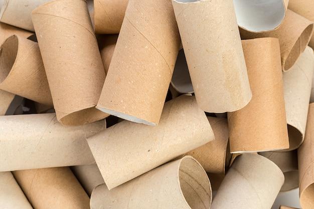 Toilettenpapier leeren