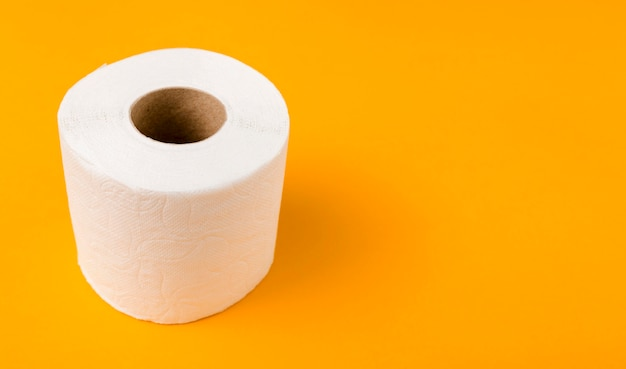 Toilettenpapierrolle zum kopieren