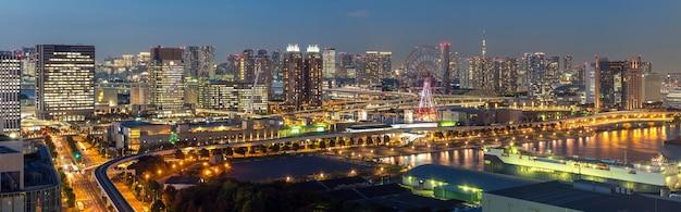 Tokio regenbogenbrücke