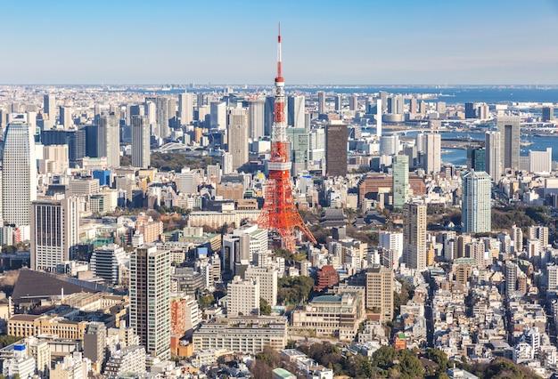 Tokyo tower, tokio japan