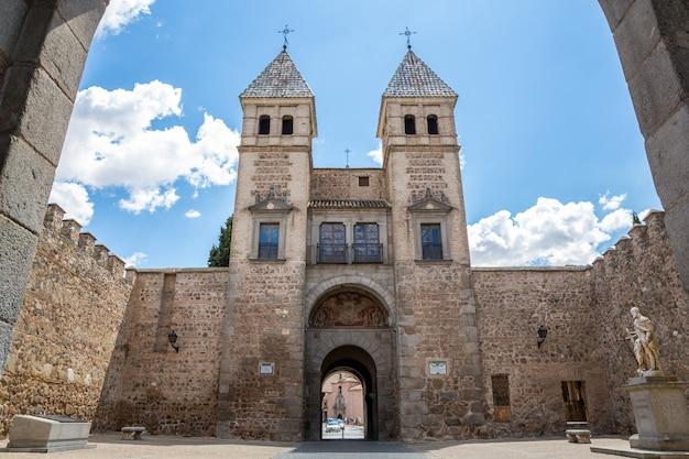 Toledos tor spanien