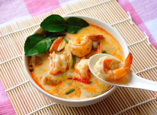 Tom yam kung (thailändische küche)