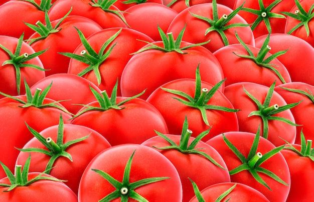 Tomaten hintergrund.