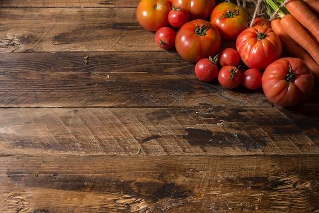 Tomaten sorte