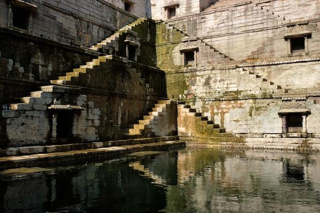 Toorji ka jhalra bavdi stepwell jodhpur rajasthan indien