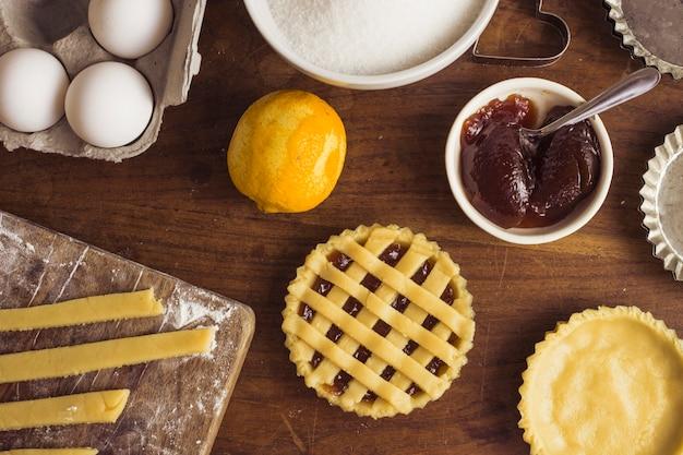 Top pie-teig-zubereitung