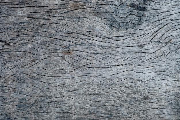 Top viwe der alten hölzernen beschaffenheit, natürliches dunkles hölzernes für backgroud.
