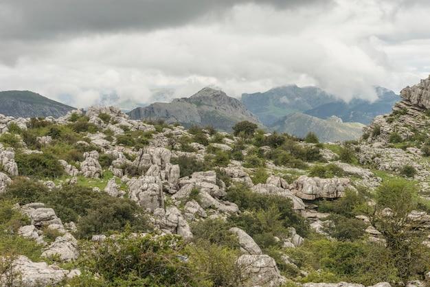 Torcal naturpark