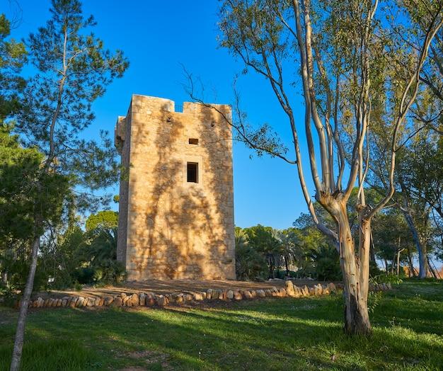 Torre la sal vigia-turm cabanes castellon