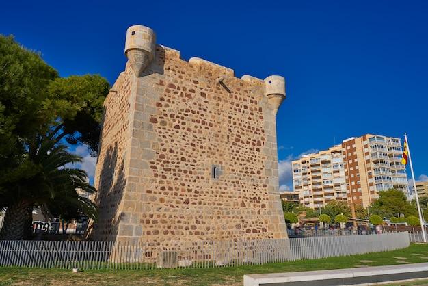 Torre sant vicent turm in benicassim