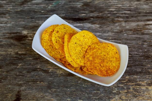Tortilla-mais-chips