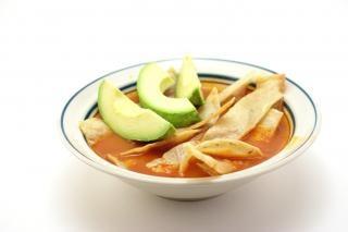 Tortilla-suppe