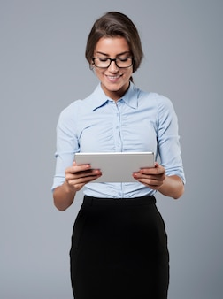 Touchpad als nützliche mobile einrichtung