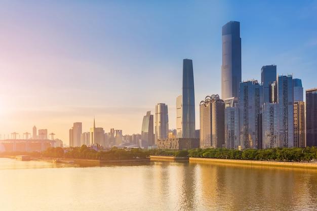 Tourismus guangzhou flüsse stadt fluss