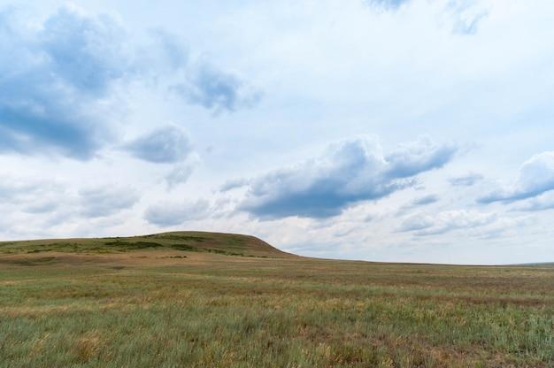 Touristische orte russlands. wunderschöne landschaften der welt