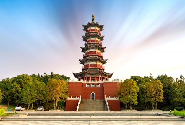 Traditionelle chinesische architektur