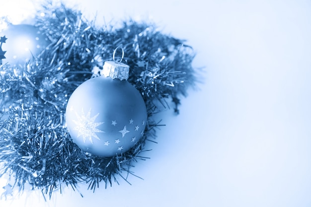 Traditionelle dekoration für weihnachten