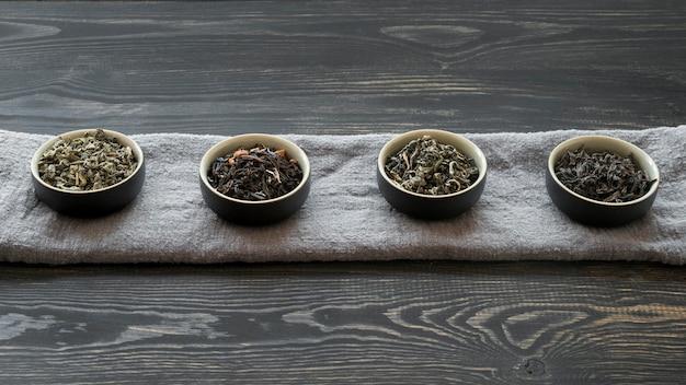 Traditionelle feng shui komposition