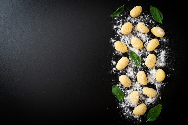 Traditionelle italienische gnocchi