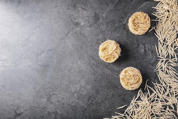 Traditionelle italienische pasta