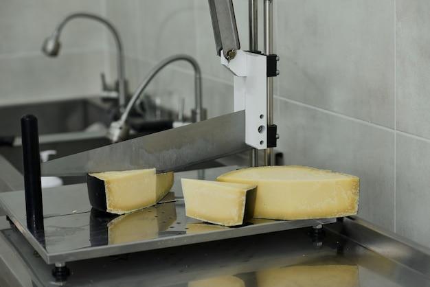 Traditionelle käseherstellung nach alten patentierten rezepten