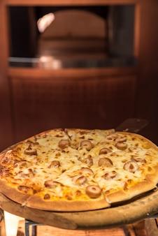 Traditionelle pizza
