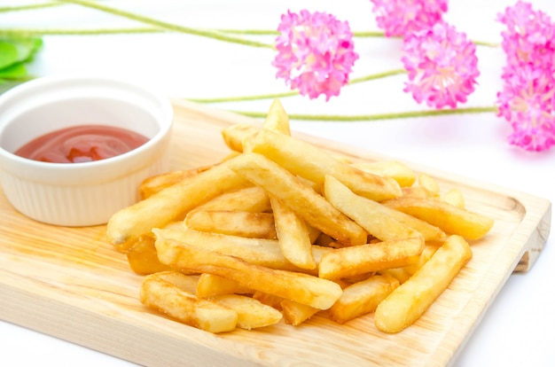 Traditionelle pommes frites