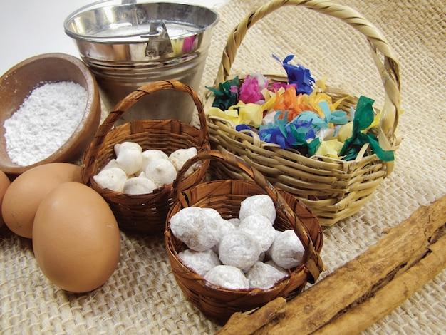 Traditionelle süßigkeiten