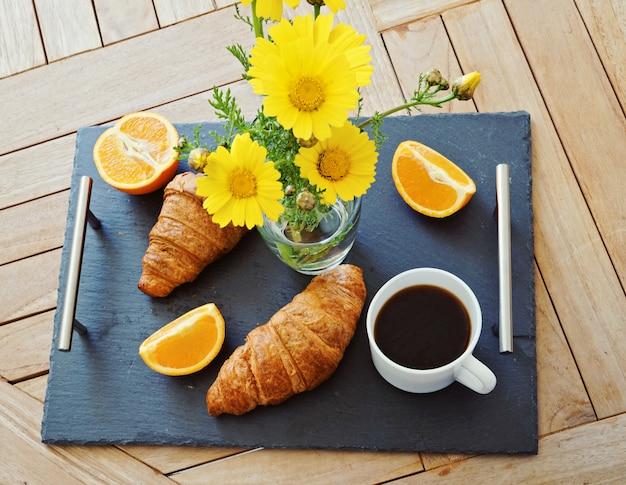 Traditionelles frühstückskonzept