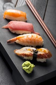 Traditionelles japanisches sushi