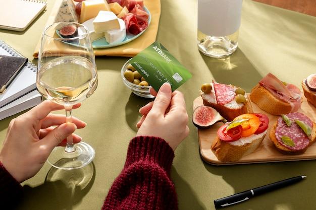 Traditionelles spanisches essen am welttourismustag