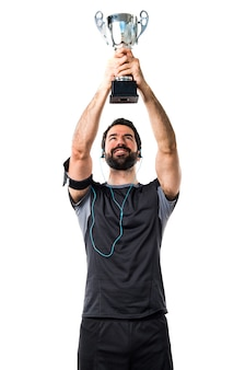 Trainings-lifestyle leistungsfähige hispanische passform