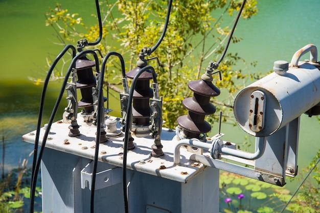 Transformator und elektrische gelenke