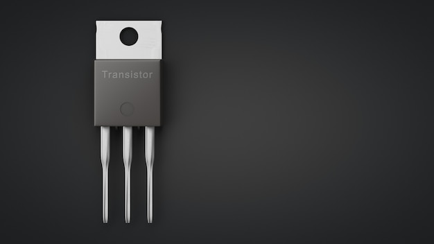 Transistor schließen. speicherplatz kopieren.