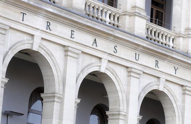 Treasury zeichen