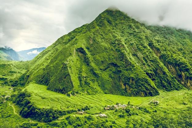 Trekking in bergen